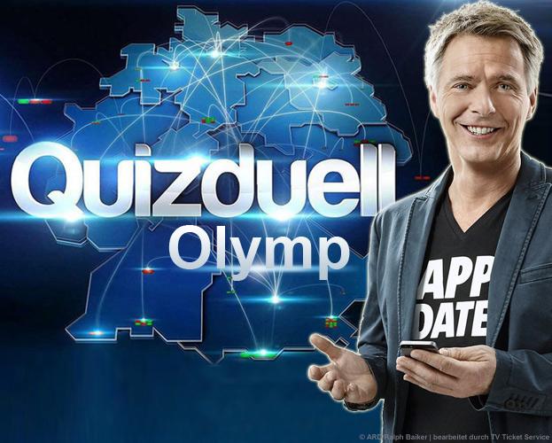 Hamburg : Quiz Olymp Freikarten  für 14 - 20 Februar