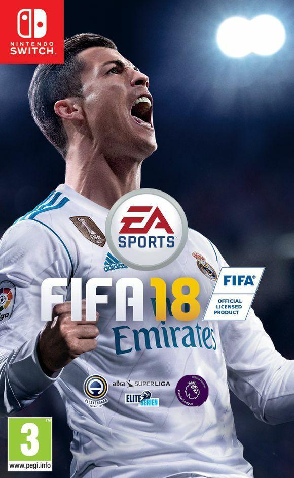 FIFA 18Switch