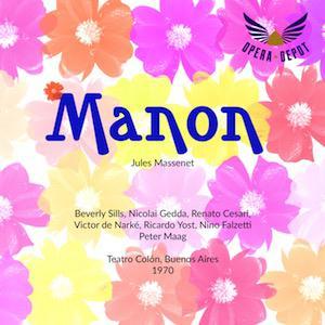 """[Opera Depot] """"Manon"""" von Jules Massenet als Gratis-Download"""