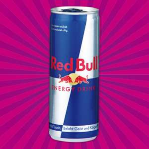 Red Bull bei Norma
