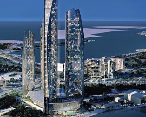2 Personen Luxusabenteuer im schillernden Abu Dhabi inkl. Flug Jumeirah at Etihad Towers