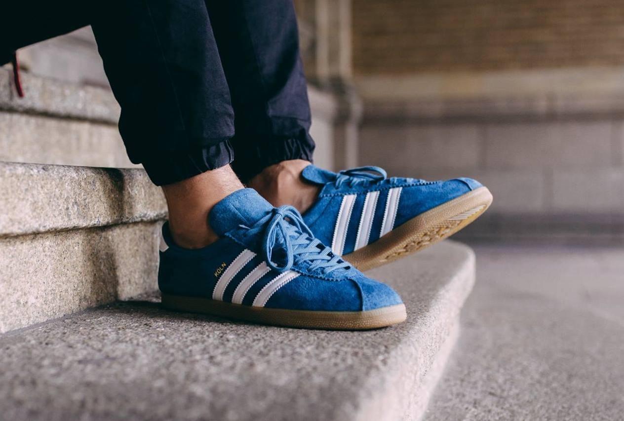 Adidas Köln Sneaker für 70€ (PVG: 110€) in den Größen US 5/5.5/6/7/7.5