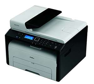 [Amazon Prime] Ricoh SP 220SNw S/W-Laser-Multifunktionsgerät (Drucker/Scanner/Kopierer)