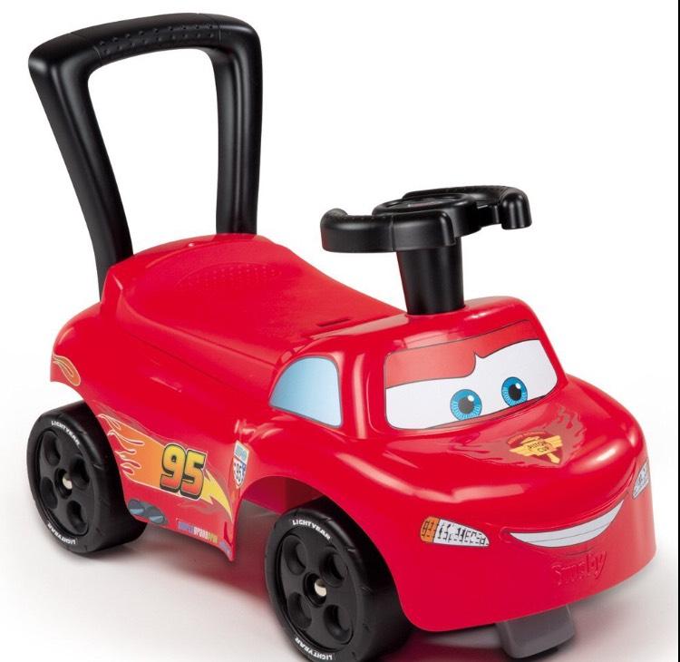 Cars Rutscher Smoby bei KiK