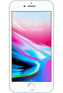 Vodafone Smart L+ mit 8GB und iPhone 8