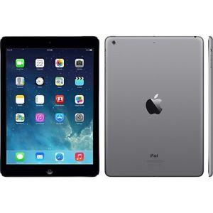APPLE iPad Air, 16GB, space-grau, AUSSTELLUNGSSTÜCKE/MUSTER