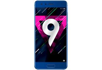"""[Mediamarkt] Honor 9 Sapphire Blue [13,08 cm (5,15"""") Full-HD-Display, 4x2.4 GHz+4x1.8 GHz OctaCore-CPU, 20MP+12 MP für 299,-€"""