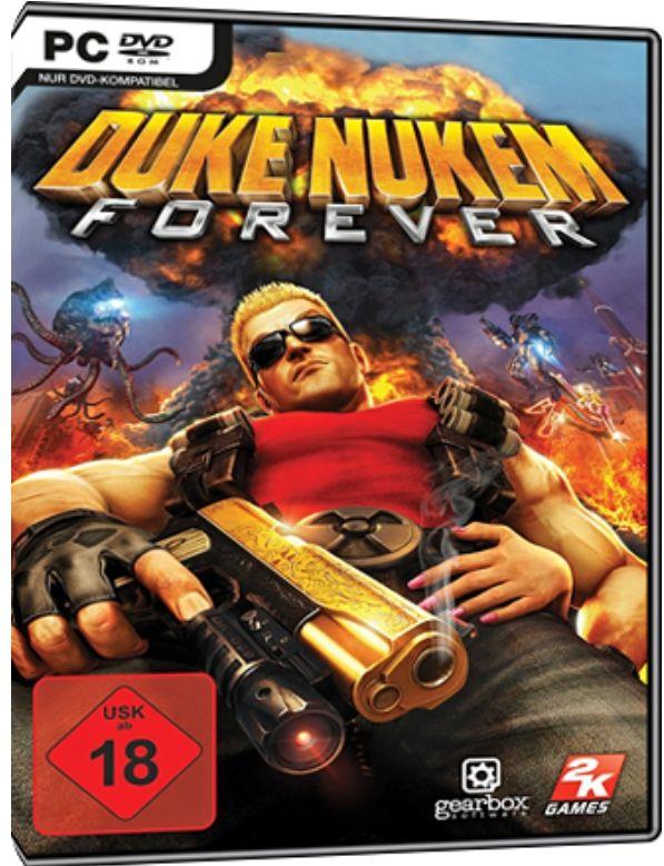 DUKE NUKEM FOREVER auf PC