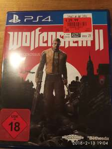 Wolfenstein 2 The new Colossus Ps4. Lokal in Warstein ?