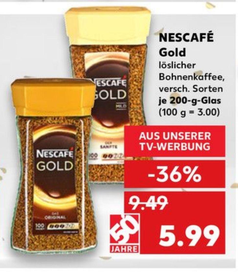 Nestle Nescafe Gold 200g