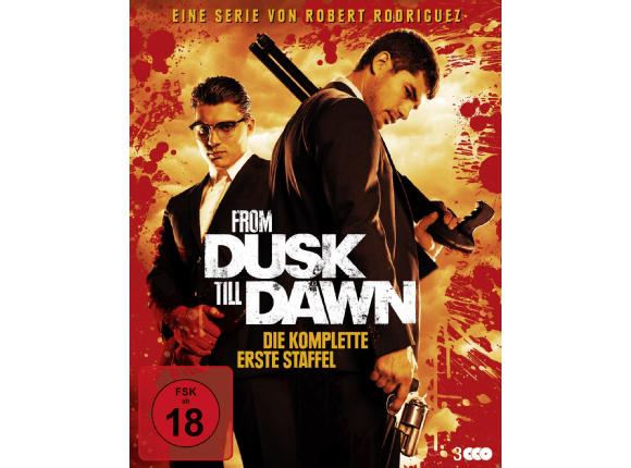 From Dusk Till Dawn - Die Serie, Staffel 1 (Bluray)