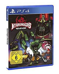 Kyurinaga's Revenge [PlayStation 4] (Amazon Prime)