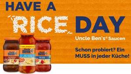 0,40€ Cashback auf Uncle Ben's Saucen über die Marktguru App