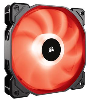Corsair SP120 RGB Gehäuselüfter (120x120x25 Lüfter mit Controller)