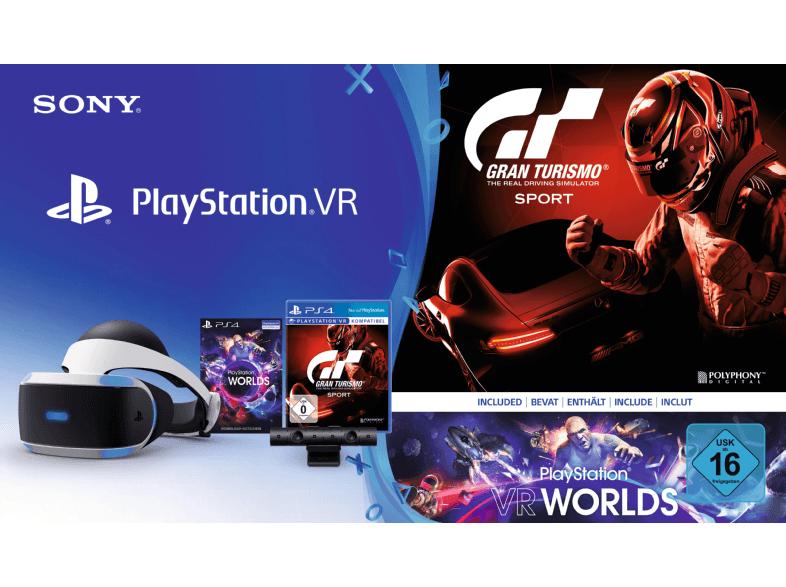 [ebay Redcoon] Playstation VR + Kamera + VR World's + GT Sport