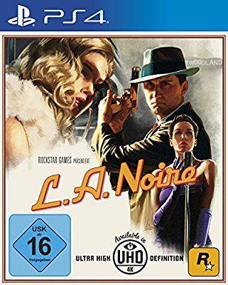 L.A. Noire(PS4) (Amazon Prime)