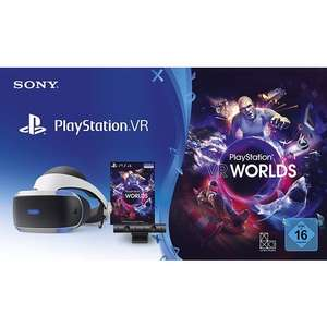Playstation VR V2 + VR Worlds