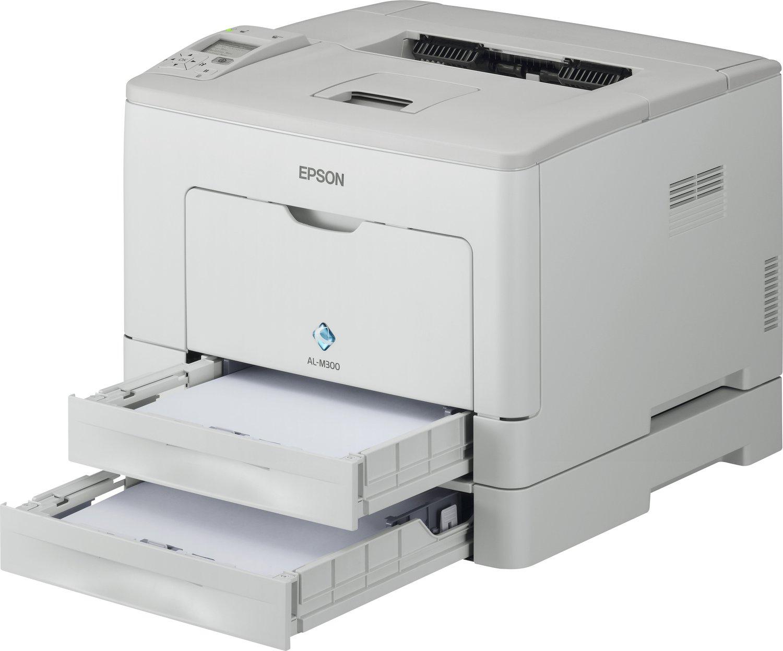 [amazon] EPSON WorkForce AL-M300DT s/w Laserdrucker mit 35 Seiten/Min