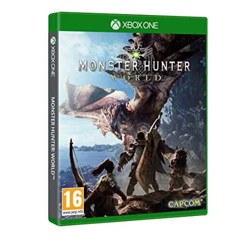 Monster Hunter: World (Xbox One & PS4) für je 46,57€ (Amazom UK)