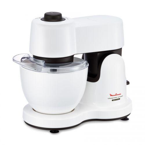 Moulinex Küchenmaschine Masterchef Compact White inkl. Versandkosten