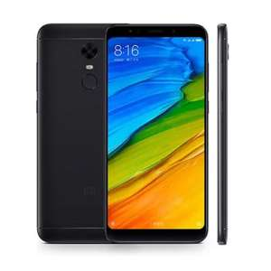 Xiaomi Redmi 5 Plus 3GB RAM 32GB ROM Global Version  -  BLACK Band 20