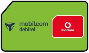 Mobilcom Debitel Vodafone Smart Surf für 4,99€ / Monat + 20€ Amazon Gutschein
