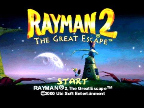 Rayman 2 The Great Escape für PC auf GOG im Blitzangebot (Leider nur bis 21 Uhr!)