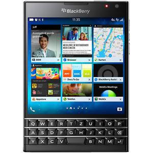 BlackBerry Passport 32 GB (schwarz) [MediaMarkt / eBay]