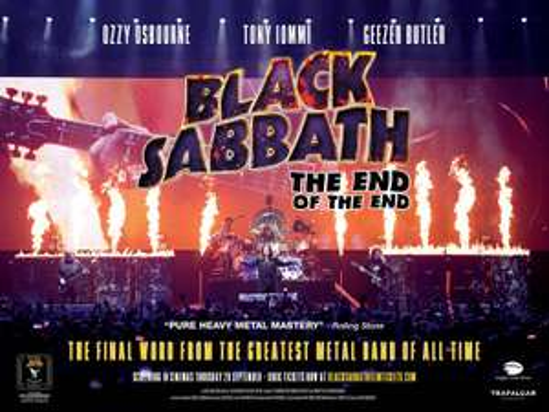gratis Doku - Black Sabbath: The End of the End