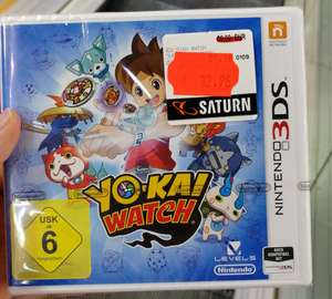 Yo-Kai Watch 3ds [Lokal] Saturn Dortmund