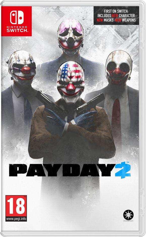Payday 2 (Switch) für 34,95€ (Coolshop)