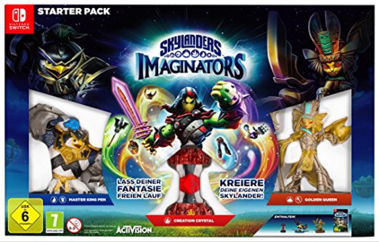 [GameStop.de] Skylanders Imaginators - Starter Pack (Nintendo Switch)