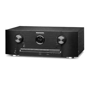 [cyberport@eBayPlus] Marantz SR 5012 Netzwerk AV Receiver mit HEOS (7x 180 W,  8x HDMI-In, 2x HDMI-Out, DTS:X, DTS Neutral:X, Dolby Atmos / Vision, WLAN, 4K-Upscaling, Audyssey MultEQ XT, Bluetooth, Airplay, Amazon Music, Spotify) schwarz