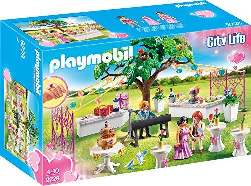 [Amazon Prime] Playmobil City Life 9228 - Hochzeitsparty