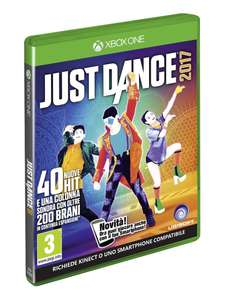 Just Dance 2017 (Xbox One) für 13,62€ (Amazon.it)