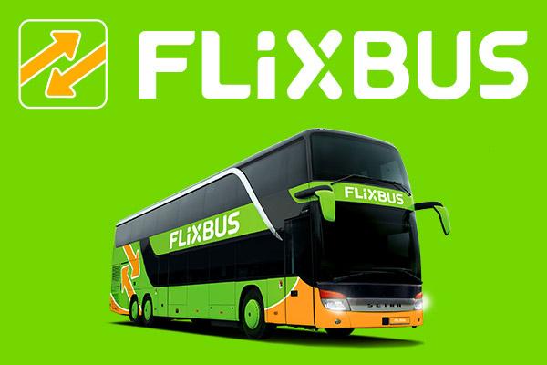 FlixBus: 5€ Gutschein ohne MBW über Facebook