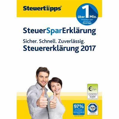 Steuer-Spar-Erklärung 2018 Bestpreis
