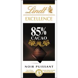 [Grenzgänger FR] 3 100g-Tafeln Lindt Excellence 85% für 2,98 € bei Auchan - 0,99 € pro 100g