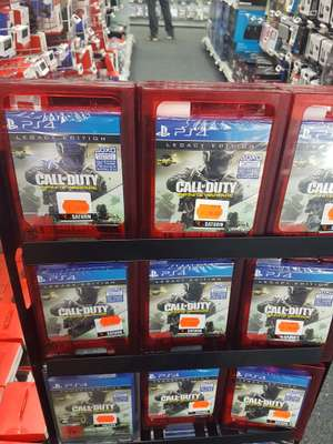 (Lokal Saturn Dortmund) Call of Duty - Infinite Warfare - Legacy Edition Playstation 4