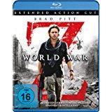World War Z - Extended Cut (Blu-ray) für 3,68€ (Dodax)