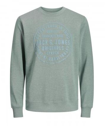 Sweater bzw. Hoodies von Jack & Jones aus reiner Baumwolle in 4 Ausführungen (Gr. S-XXL)