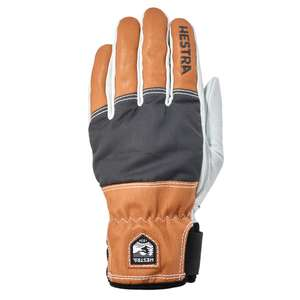 [Globetrotter] Hestra Army Leather Abisko 5 Fingers Handschuhe