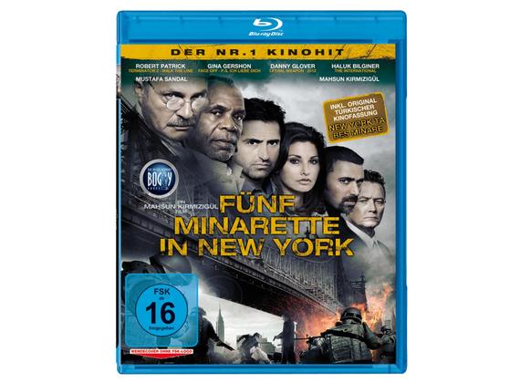 Fünf Minarette in New York (Blu-ray) für 2,59€ (Dodax)