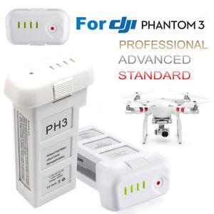 Akku/Batterie für DJI Phantom 3 LiPo 4500mAh 15.2V bei eBay für nur 21,33 €