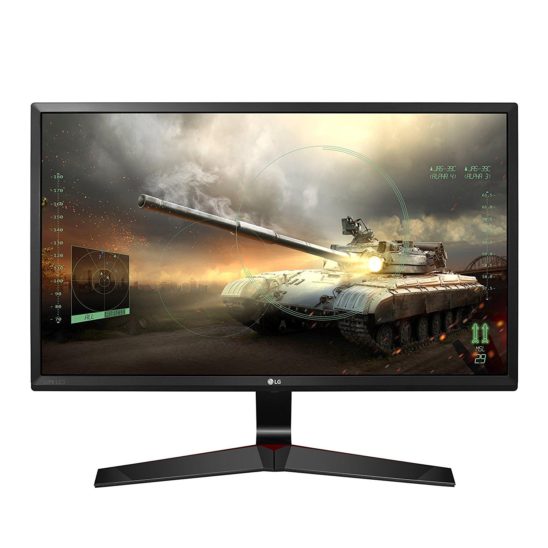 "[comtech] LG 24MP59G-P 24"" Full HD Monitor (1920x1080, 5ms, IPS, 6bit+FRC, 99% sRGB, AMD FreeSync)"