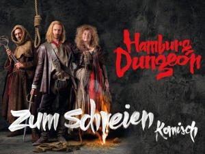 Hamburg & Berlin Dungeon 2 Tickets zum Preis von einem für ADAC-Mitglieder