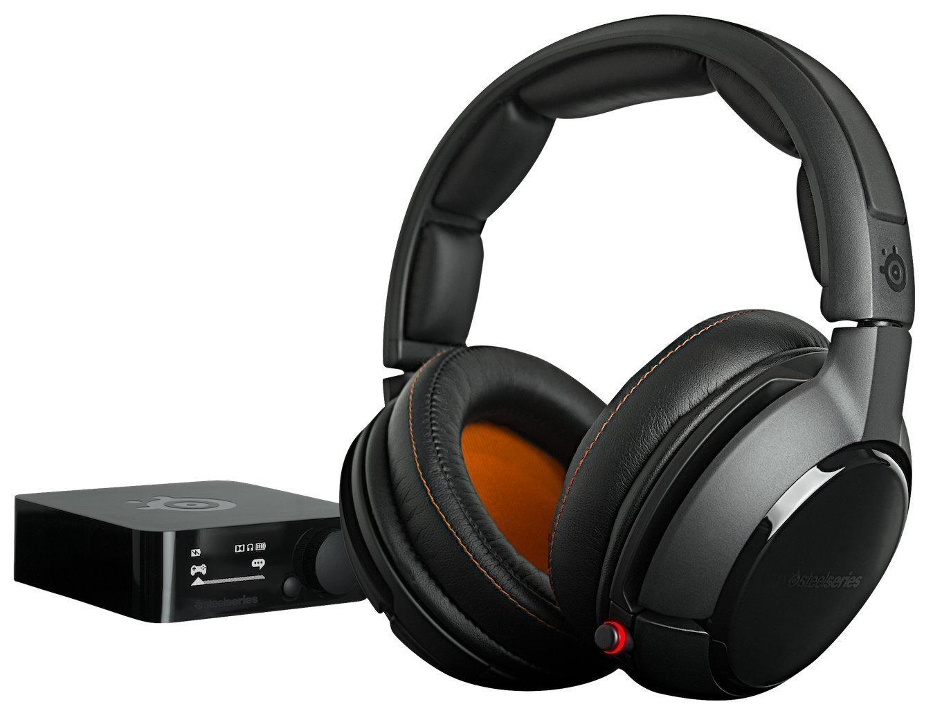[Comtech/Comdeal] SteelSeries Siberia 800, Gaming-Headset, Drahtlos, Dolby 7.1 Surround, PC / Mac / Playstation 4 / AppleTV / Roku / Mobilgerät für 159,-€ Versandkostenfrei