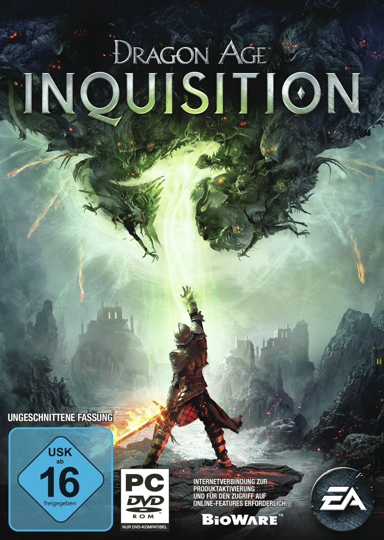 [MMOGA] Dragon Age: Inquisition für 6,78 Euro oder Dragon Age: Origins - Ultimate Edition für 4,84 Euro oder Dragon Age 2 für 5,81 Euro