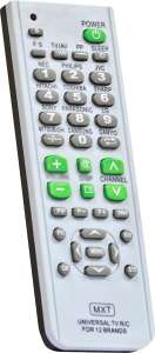 (Thomas Philipps ab 19.02.) Universal TV-Fernbedienung für 1,78€