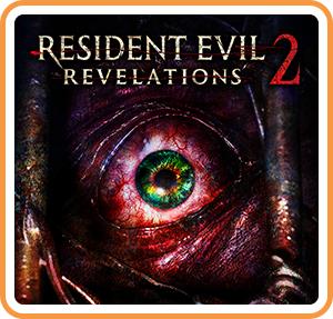 Nintendo Switch eShop USA - Resident Evil Revelations 1 + 2 für je 11,20€